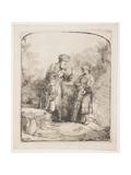 Abraham and Isaac  1645