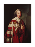 William Pitt  1st Earl of Chatham  1772