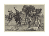 The Nile Expedition  the Advance on Khartoum  Capturing the Enemy's Supplies