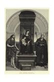 The Ansidei Madonna