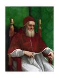 Portrait of Pope Julius II  1511