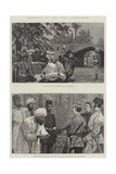 Sketches of the Nile Expedition
