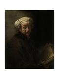 Self Portrait as the Apostle Paul  1661