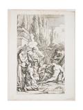 The Genius of Salvator Rosa  C 1662