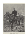 Bismarck  a Reminiscence of Sedan