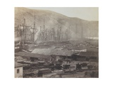 Railway Sheds and Workshops  Balaklava  1855