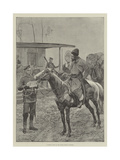 A Cossack Post on the Russo-Afghan Frontier