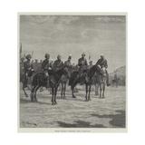 British Officers at Peshawur