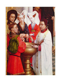 The Seven Sacraments Altarpiece