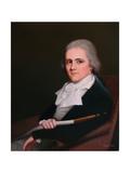 Portrait of John Buller of Trenant  Cornwall  1790s