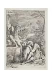 The Dream of Aenëas  C 1663-1664