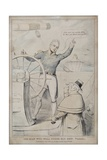 The Man Wot Will Steer His Own Vessel  1830