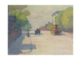 Adelaide Road in Sunlight  1910