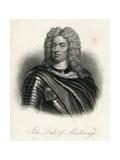 Portrait of John Churchill  1st of Duke of Marlborough (1650-1722)
