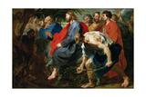 Entry of Christ into Jerusalem  C1617