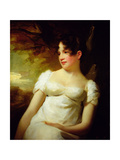 Miss Lamont of Greenock  C1810-15