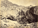 Source of the Ganges  India  C1860-70
