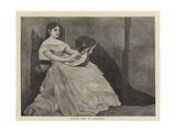 Adelina Patti as Desdemona