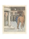 The Bayhorse  Tattersalls  1921
