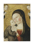 Madonna and Child with Angels  1430-45