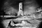 The Watchtower  Vlad Dracul's Palace  Tirgoviste  Romania