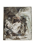 Study for the Entombment  C1617-18