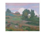 On Luppitt Common  No 1  1924