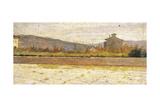 Landscape of Modigliana