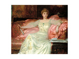 Portrait of Mrs W K D'Arcy  1902