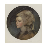 Georgiana Spencer  Duchess of Devonshire