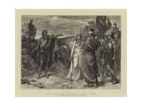 Elijah Meeting Ahab and Jezebel in Naboth's Vineyard