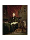 Sir Walter Scott (1771-1832)  1831
