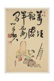 Fukurokuju and Daikoku Gods