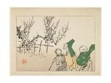 Plum Blossoms  C 1877