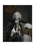 Robert Hay Drummond  D D Archbishop of York and Chancellor of the Order of the Garter  1764