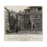 Lord Brackenbury  a Novel