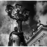 A Statue at the Neues Palais  Potsdam