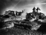 The Ruins of Vlad Dracul's Palace  Tirgoviste  Romania