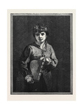 The Schoolboy  from the Art-Treasures Exhibition Manchester