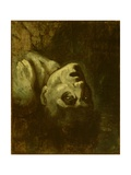 Head of a Drowned Man  C1819