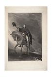 The Duke of Wellington  1820