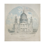 St Paul's Cathedral  C1790