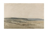Estuary of the River Taw  Devon  C1801