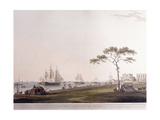View Taken on the Esplanade  Calcutta  1797