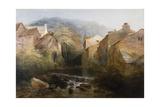 The Old Mill  Ambleside  Cumbria  C1822