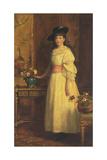 Miss Gertrude Vanderbilt  1888