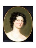 Portrait of Harriet Fane  Mrs Charles Arbuthnot (1793-1834) 1820s