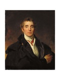 Portrait of Arthur Wellesley  1st Duke of Wellington  C1821