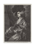 Portrait of Mrs Siddons  in the South Kensington Museum