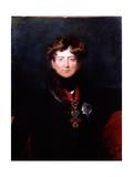 King George IV  1820s
